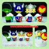 WR008 AVENGER CUPCAKE WRAPPER SET 20PC