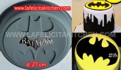 LYS BATMAN LOGO