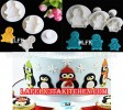 CK PINGUIN PLUNGER 3PCS/SET